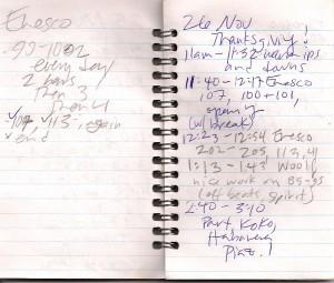 notebook enesco cape cod 1